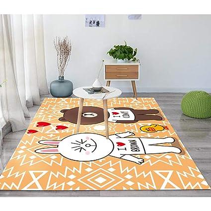 Amazon.com: YUGUO Carpet Children\'s Thicken Game Carpet ...