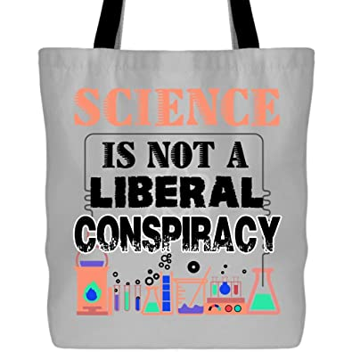 Amazon.com: Bolsas de lona para compras I Love Science ...