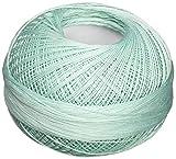 Handy Hands Lizbeth Premium Cotton Thread, Size 40, Seagreen Light