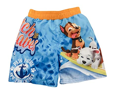 325ee2b2b3 Nickelodeon Infant Boys' Paw Patrol Swim Trunks Catch The Wave (12 months)