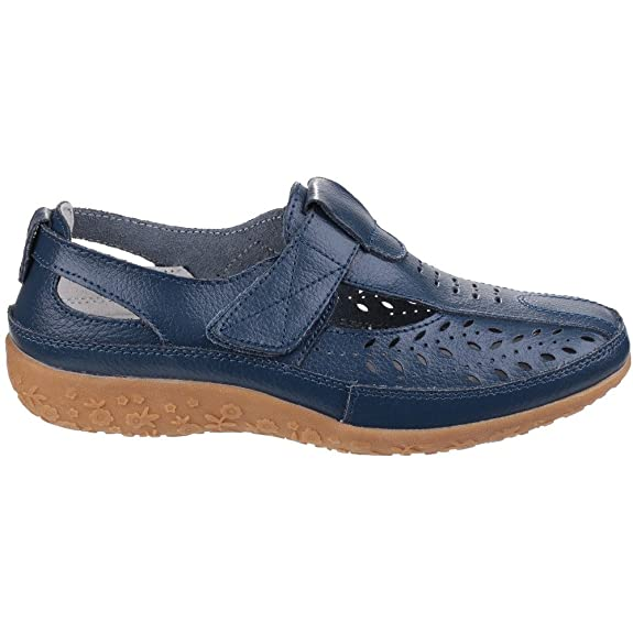 Fleet And Foster Womens/Ladies Pinot Summer Velcro Shoes FxY0Z