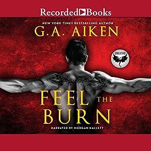 Feel the Burn Audiobook