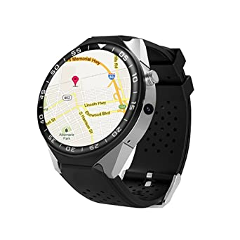 Amazon.com: Etbotu Android 5.1 3G Smart Watch,with GPS ...