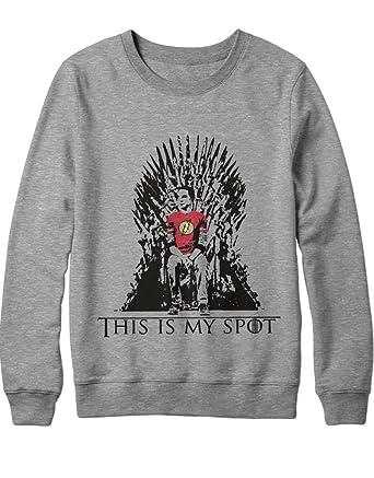 Sweatshirt Big Bang Theory GOT Mashup