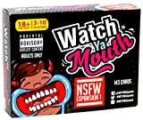 adult only games - Watch Ya' Mouth Adult Phrase Card Game Expansion Pack #1