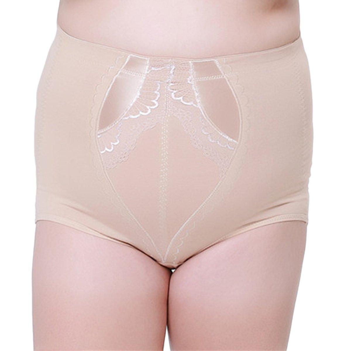 Niyatree Womens Cotton Hi-Cut Boys Shorts Tummy Control Panties Shapewear Brief