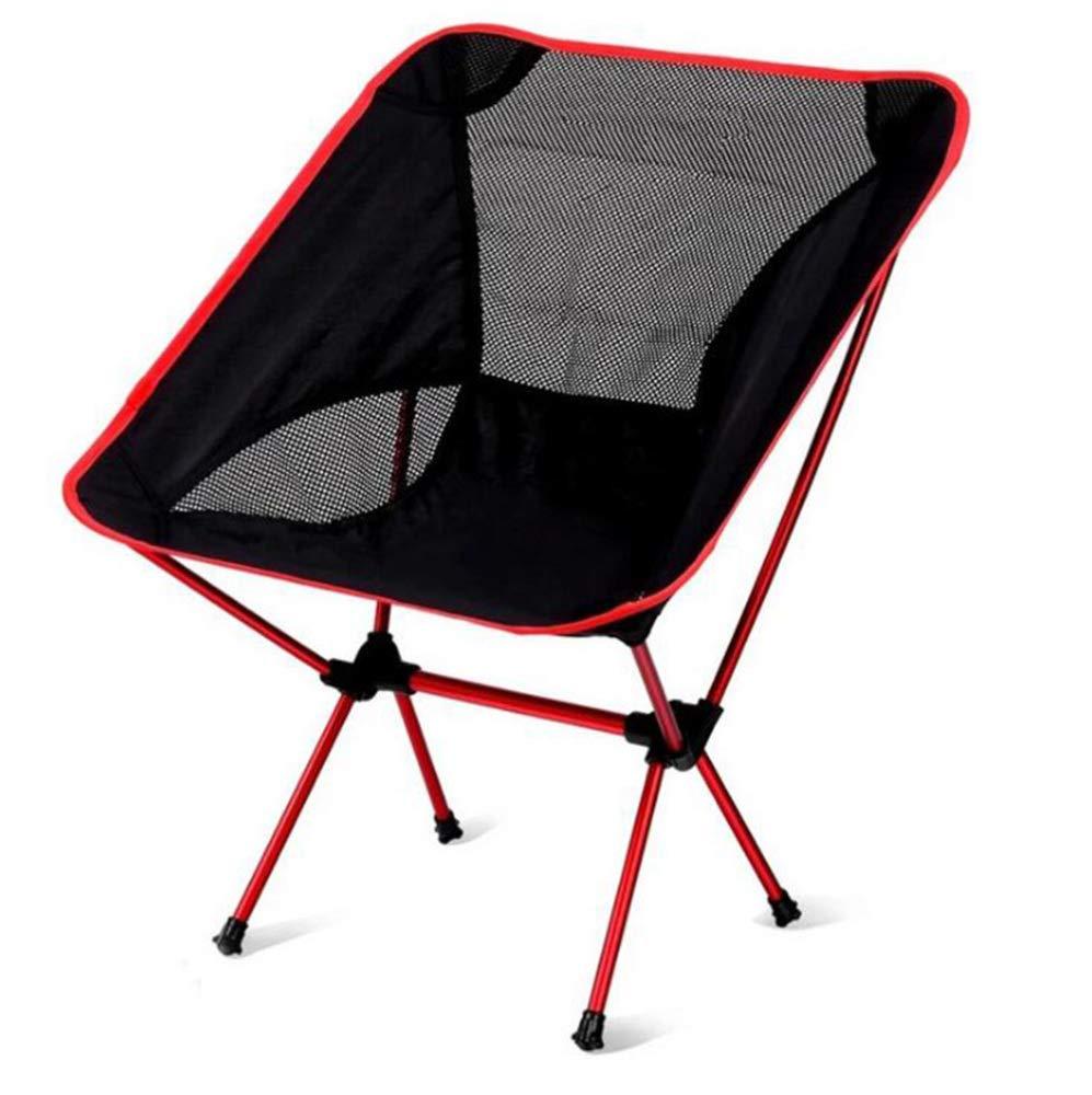 Yarmy Ultraleicht Klapp Angeln Stuhl Sitz Outdoor Camping Stuhl Picknick Strand Stuhl Tragbare Abnehmbare Angeln Stuhl 3 Farbe