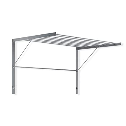 Amazoncom Brightmaison Clothes Drying Rack Stainless Steel Wall