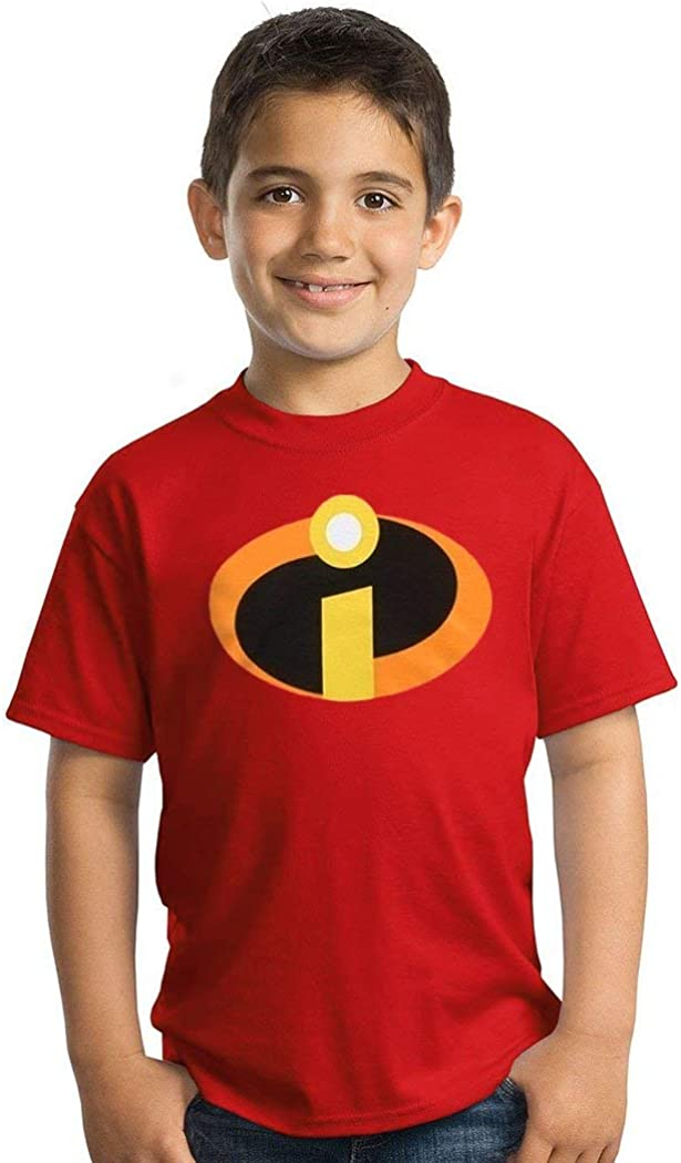 Disney The Incredibles Symbol Youth T-Shirt