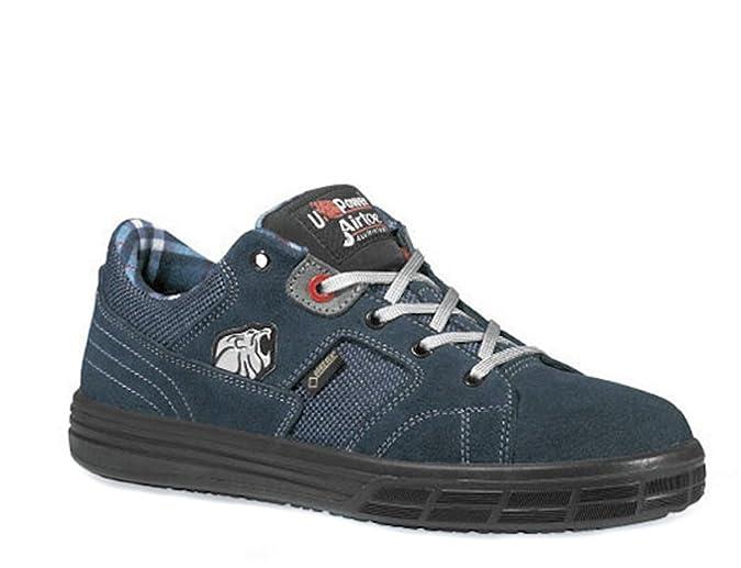 Zapatos de Seguridad Lona De Alta Resistencia y Maxima Traspirabilidad Sound Gtx S3 WR U-Power (45) FZuShMbRmj