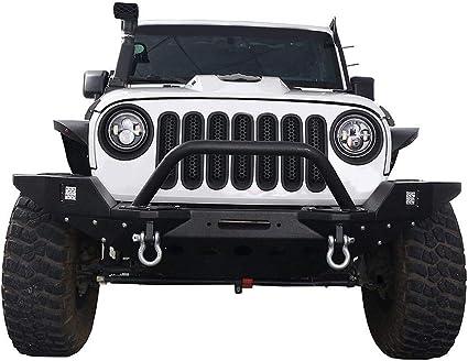 Asiproper 1 Paar Frontleuchte Scheinwerfer Trim Cover Blenden Für Jeep Wrangler Jk 07 17 Auto