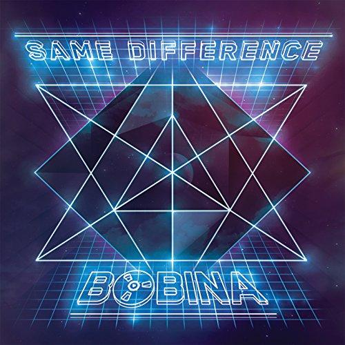 CD : Bobina - Same Difference (CD)