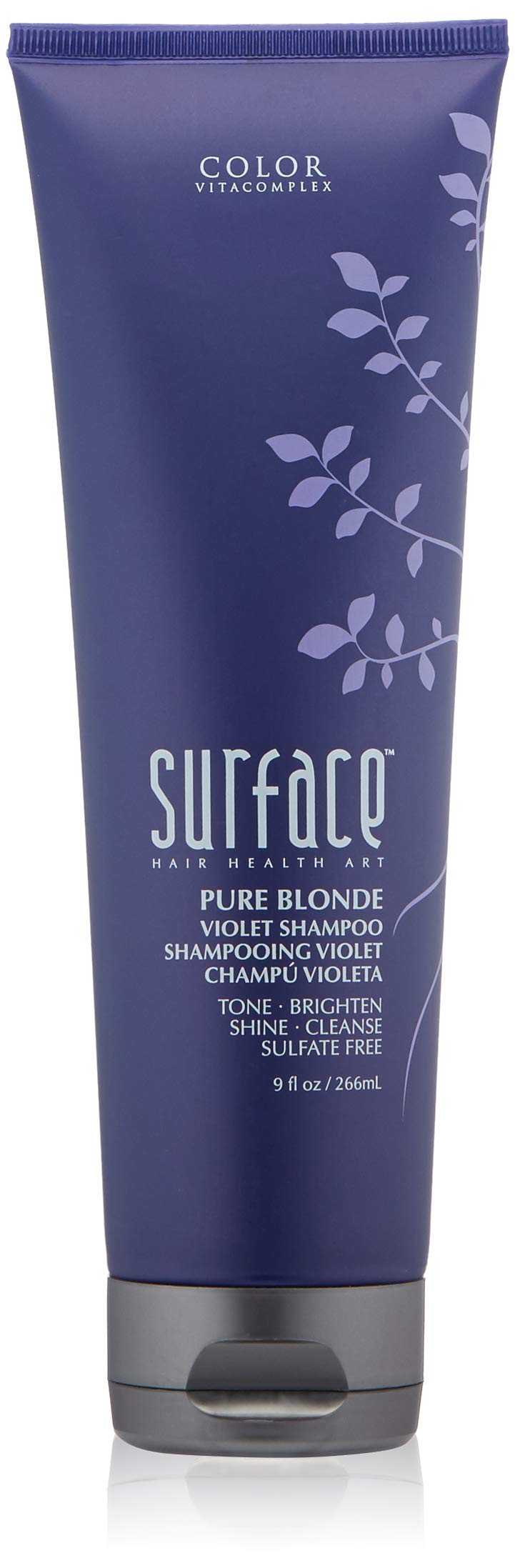Surface Pure Blonde Violet Shampoo 9 Ounces by Surface Hair (Image #1)