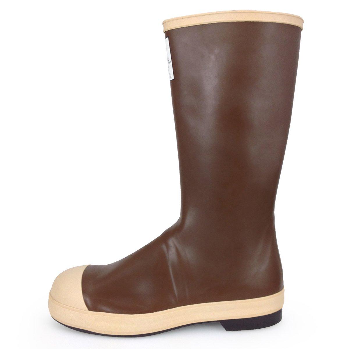UltraSource 440035-11 Neoprene Boots, 15'', Steel Toe, Size 11 (Pair)
