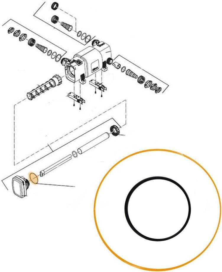 70A O-Ring 70A Innen /Ø:21,82mm Schnur/Ø:3,53mm Werkstoff:NBR NBR 21,82x3,53 mm