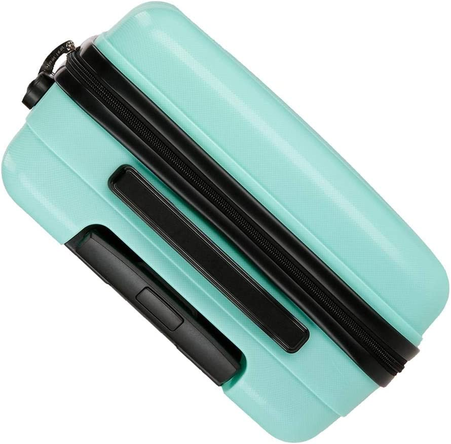 39 Litres Green Roll Road Fast Hand Luggage 58 cm
