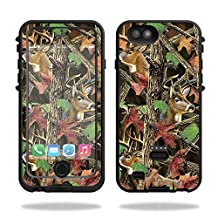 Skin For LifeProof FRE Power iPhone 6 Plus Case – Buck Camo | MightySkins Protective, Durable, and Unique Vinyl Decal wrap cover | Easy To Apply, Remove, and Change Styles | Made in the USA