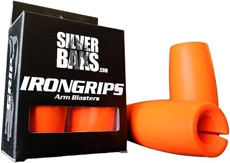 Agarraderas gruesas y adaptables para barras; para fortalecer el ...
