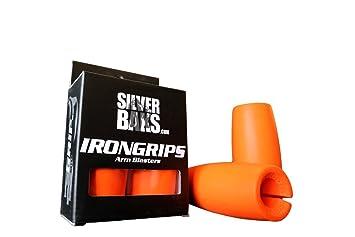 Agarraderas gruesas y adaptables para barras; para fortalecer el brazo, crecimiento muscular y ganar fuerza.: Amazon.es: Deportes y aire libre