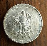 1934 P Texas Commemorative Half Dollar Coin Half Dollar Almost Uncirculated