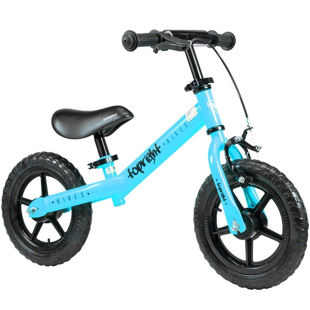 HAIZHEN マウンテンバイク 年齢1.55歳のバイク ベストスポーツバイクボーイズ&ガールズ キッズは、軽いファーストバイクでトリシクルをスキップします 新生児 B07C44LG26青