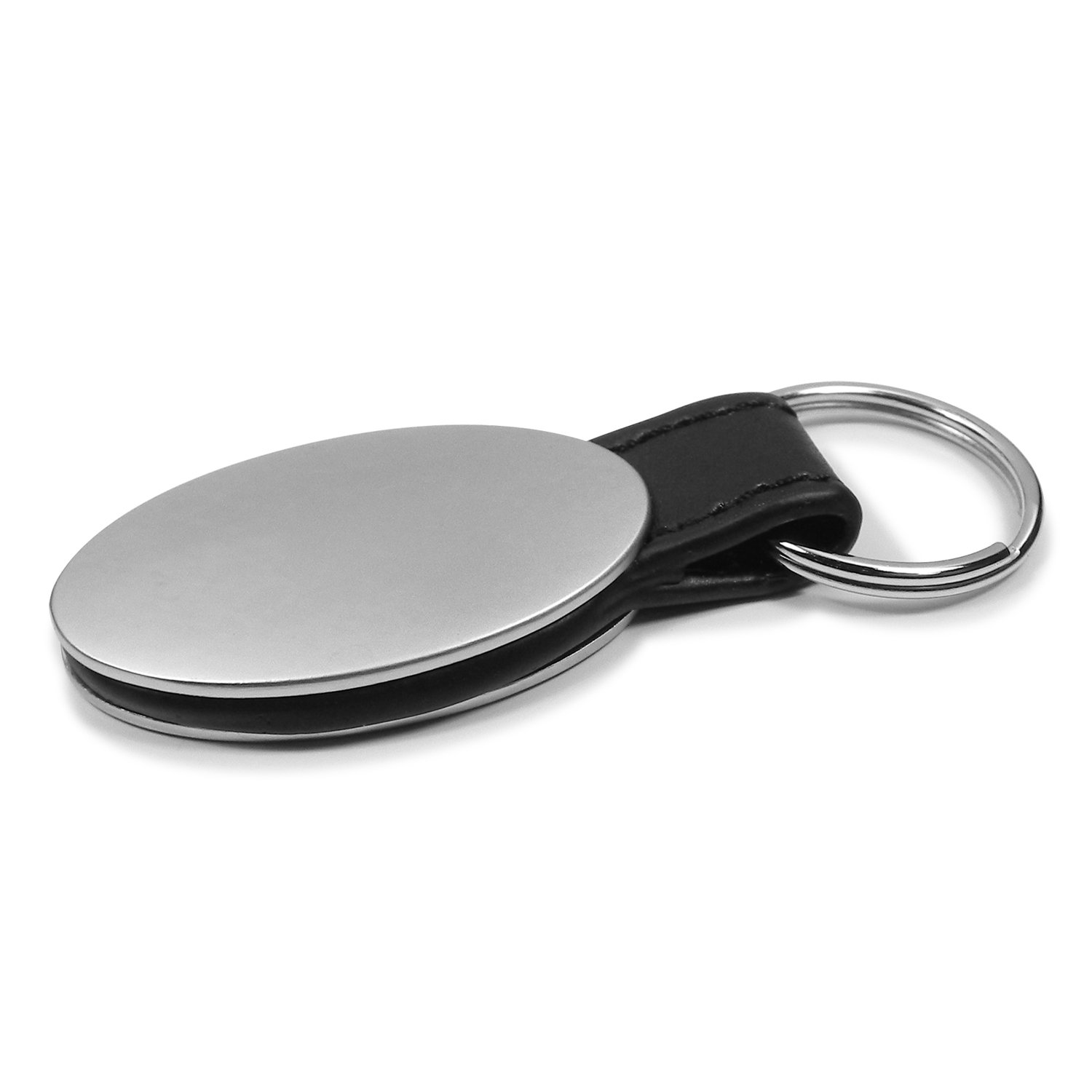 Ford Raptor Oval Style Metal Key Chain Au-Tomotive Gold INC