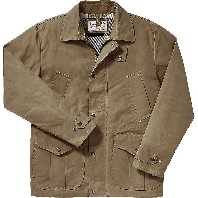 フィルソン アウター ジャケットブルゾン Filson Men's Polson Field Jacket Field Khak 1oz [並行輸入品] B077TVPJMB  XL