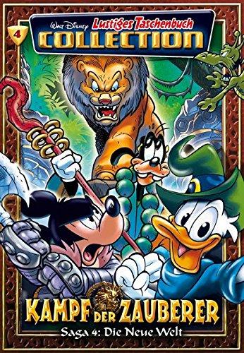 Lustiges Taschenbuch Collection 04: Kampf der Zauberer - Die neue Welt