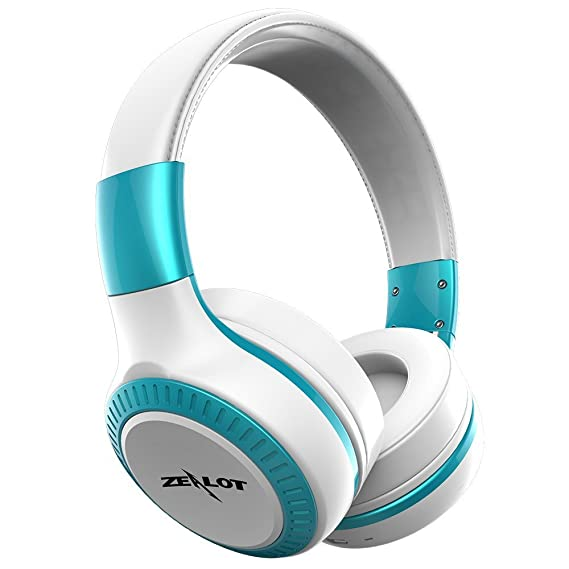 Bluetooth On-the-ear Headphones ZEALOT B20 Wireless / Wired Supra ...