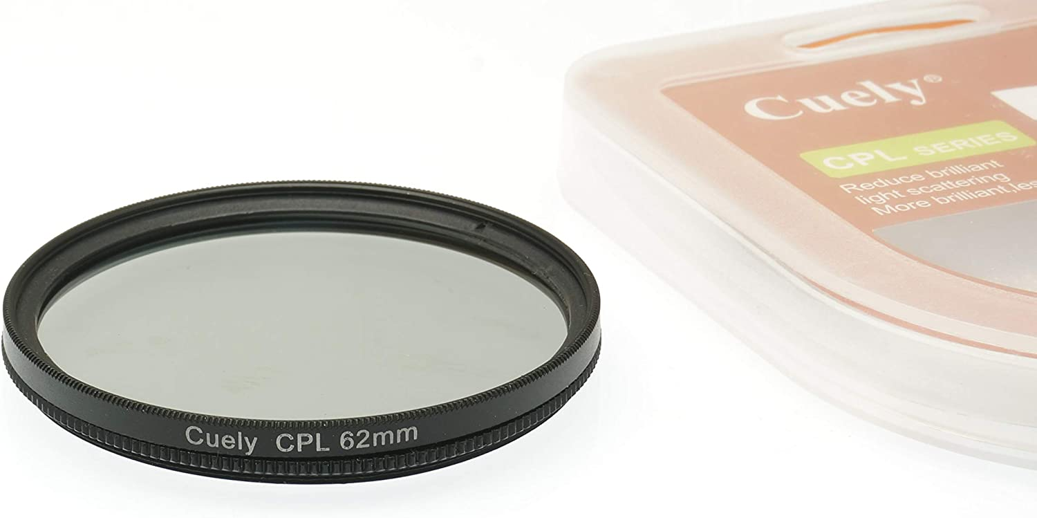 62mm Circular Polarizing Filter for Fujifilm XF 23mm F1.4 R