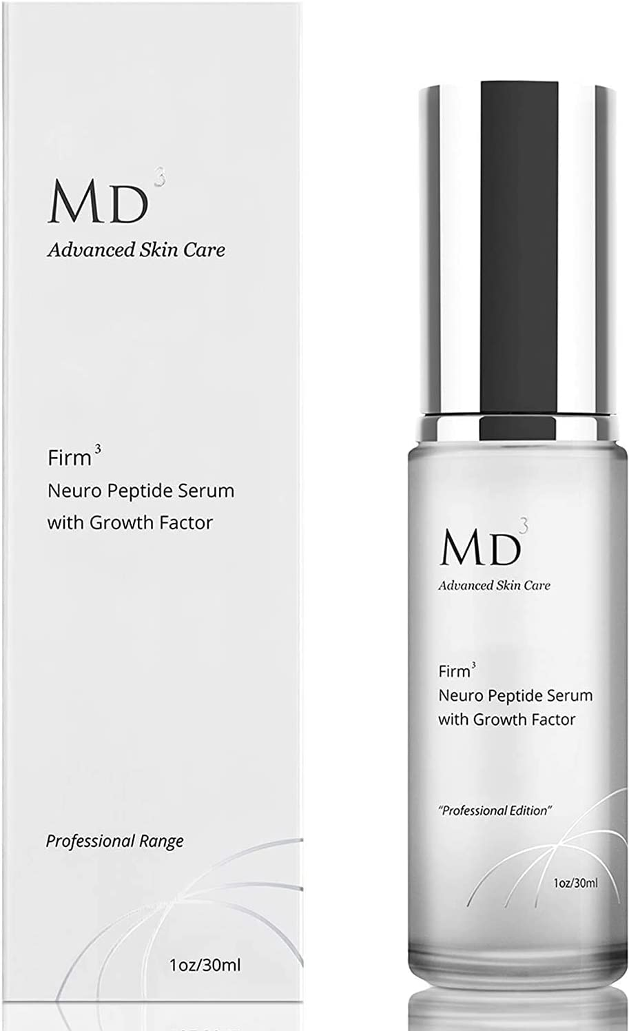MD3 Firm3 - Sérum de Neuropéptidos con Factor de Crecimiento (EGF)