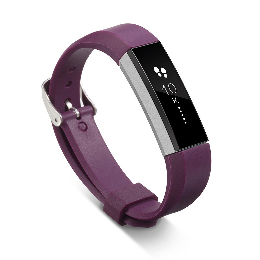 Fitbit ALTAバンド, mchoice交換リストバンドバンドストラップwith Buckle for Fitbit ALTA Watch B01J7I1M5M レッド