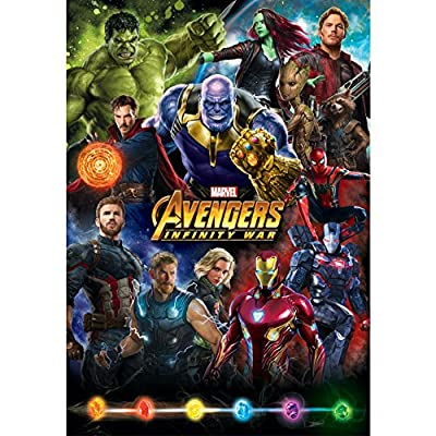 1000Piece Jigsaw Puzzle Marvel Avengers Infinity War IV: Toys & Games