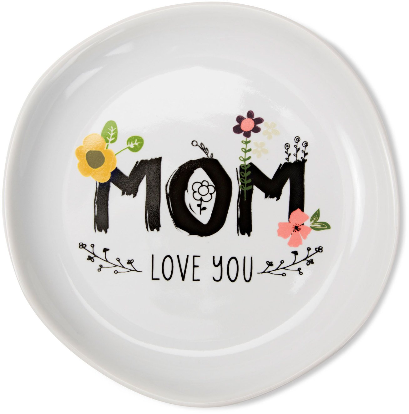 Love You More by Amylee Weeks Jewelry Dish Love You Mom Gift Packaging