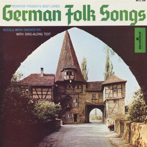 20 Best-Loved German Folk Songs (German Folk Songs)
