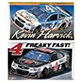 Kevin Harvick Freaky Fast 4 2 Ply Flag