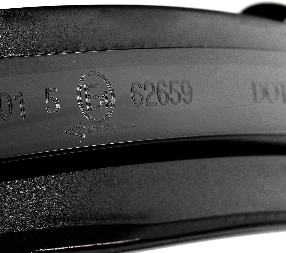 2 x LED Blinker Spiegelblinker Blinkleuchte Dynamische Laufblinker Seitenblinker V-172405