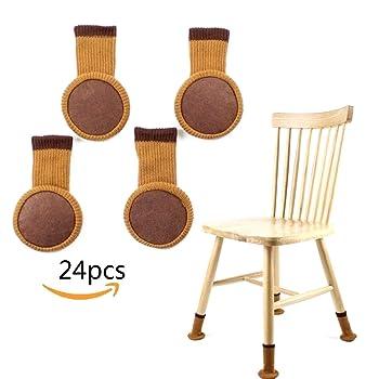 Patty Both Furniture Chair Socks Floor Protector Velvet