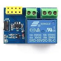 AY94ESP8266 ESP-01S 5V Módulo de relé WIFI Interruptor