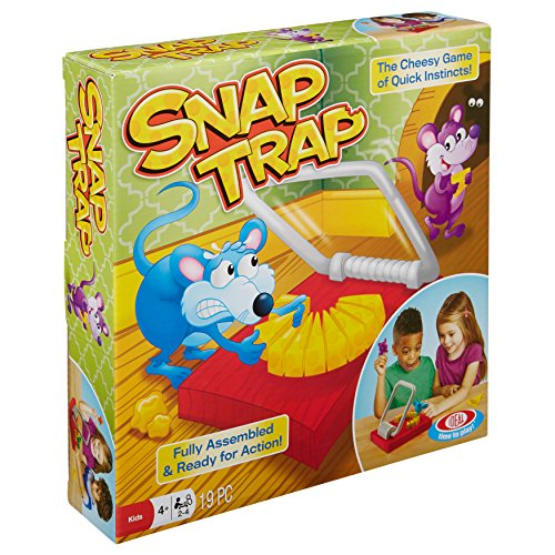 Ideal Kids Snap Trap Kids Strategy Game]()