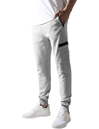 Urban Classics Athletic Interlock Sweatpants c5f05a82c53