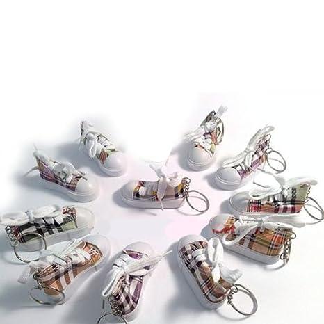 Portachiavi Sneakers- Scarpa da Ginnastica - Colore Casuale Rt5Pq