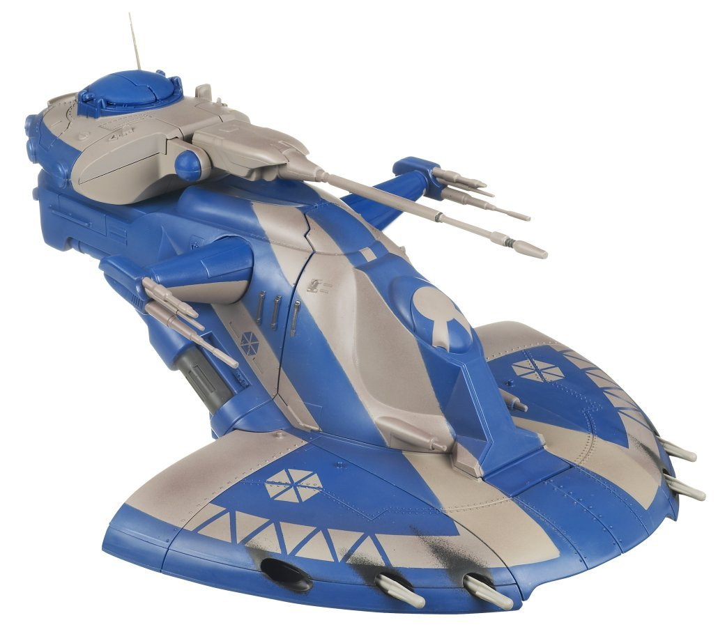 AAT Trade Federation Tank Star Wars Clone Wars Star fighter Vehicle