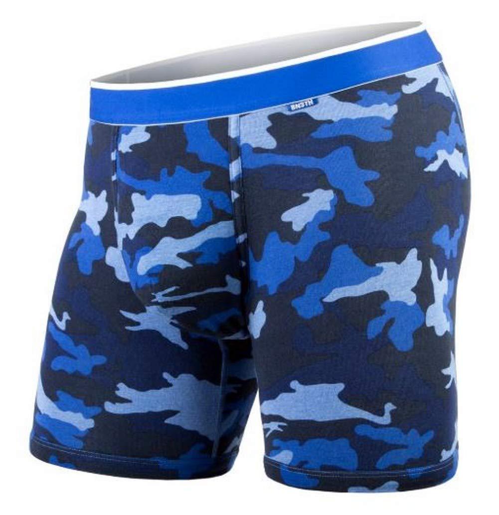 BN3TH Classics Boxer Brief Premium Underwear with Pouch MOBB-251-Parent