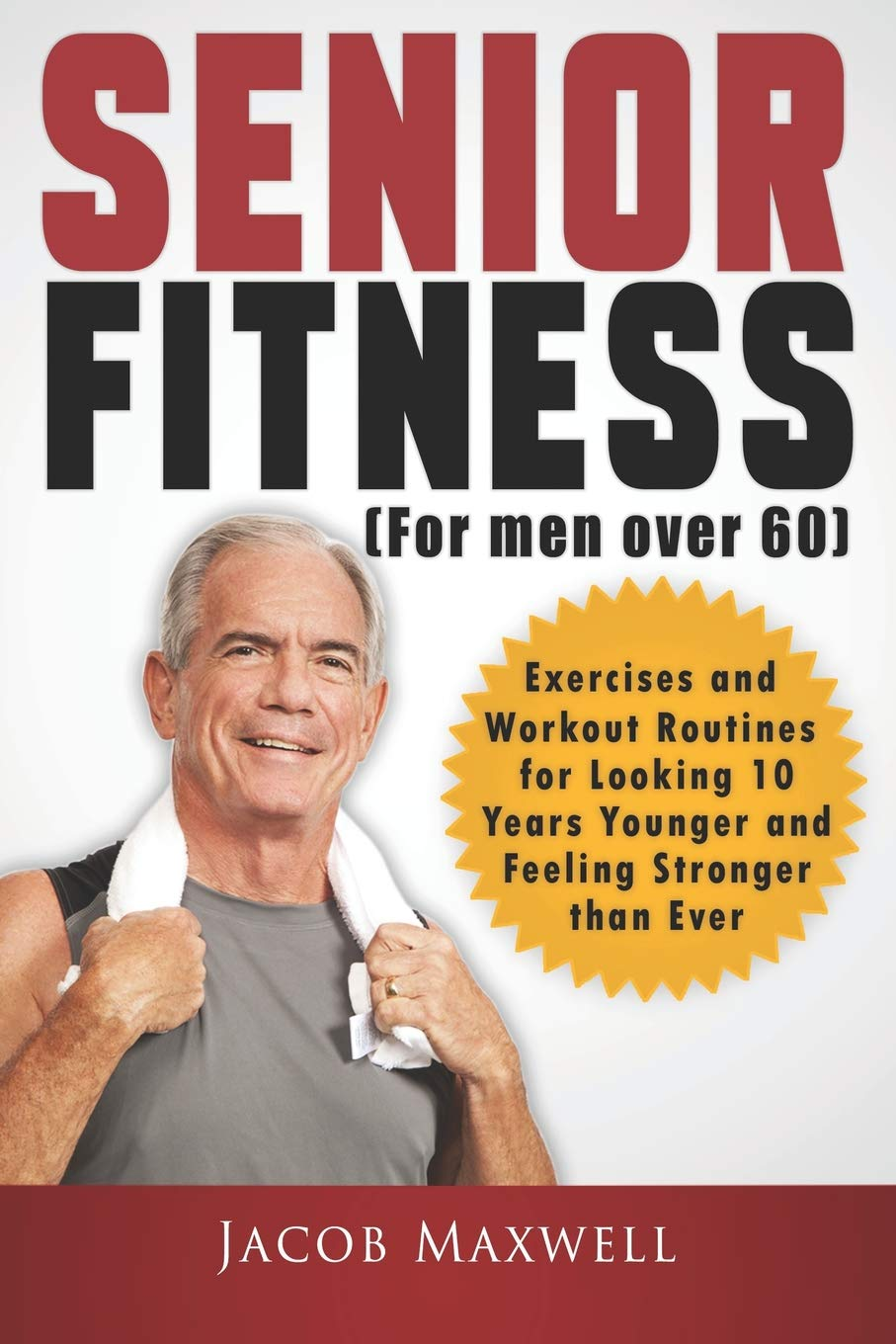Senior Fitness Men Over Illustrated product image