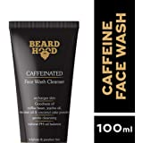 Beardhood Caffeinated Face Wash Cleanser, 100ml