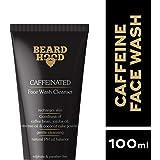 Beardhood Caffeine Face Wash with Coffee Bean & Coconut Cake Powder, 100ml