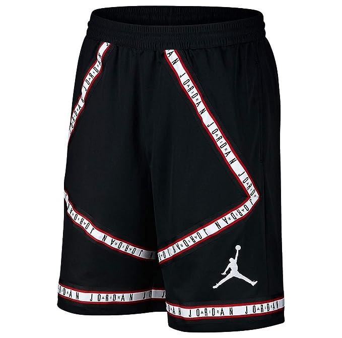 cf074ae6b67 Nike Air Jordan HBR Taping Men s Basketball Shorts at Amazon Men s Clothing  store