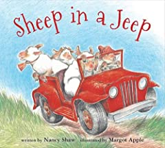 """Shaw demonstrates a promising capacity for creating nonsense rhymes. . . . Apple's whimsical portraits of the sheep bring the story to life. Pleasing and lighthearted, this has much appeal for young readers."" —Publishers Weekly     ""T..."
