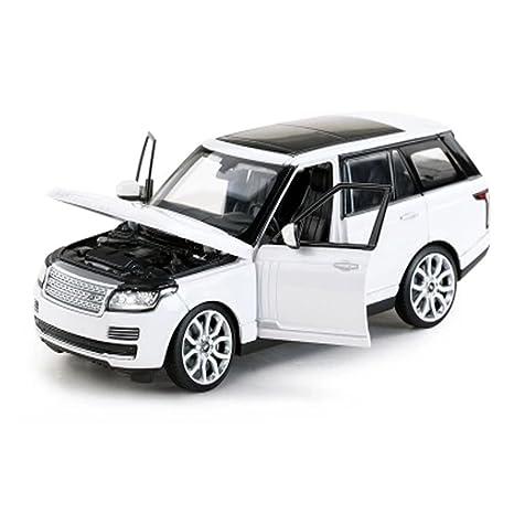 Amazon com: KMT 1:24 Scale Range Rover SUV Alloy Diecast Car
